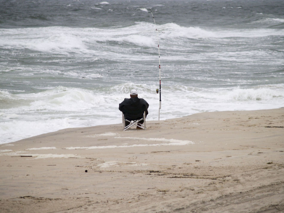 Beach Beach Fishing Beach Life Beach Photography Beachlife Beachlife, Beachlifestyle Beachphotography Beauty In Nature Day Fisherman Fishing Fishing Time Leisure Activity Nature Ocean Oceanside Outdoors Sand Sea Shore Tranquility Vacations Water