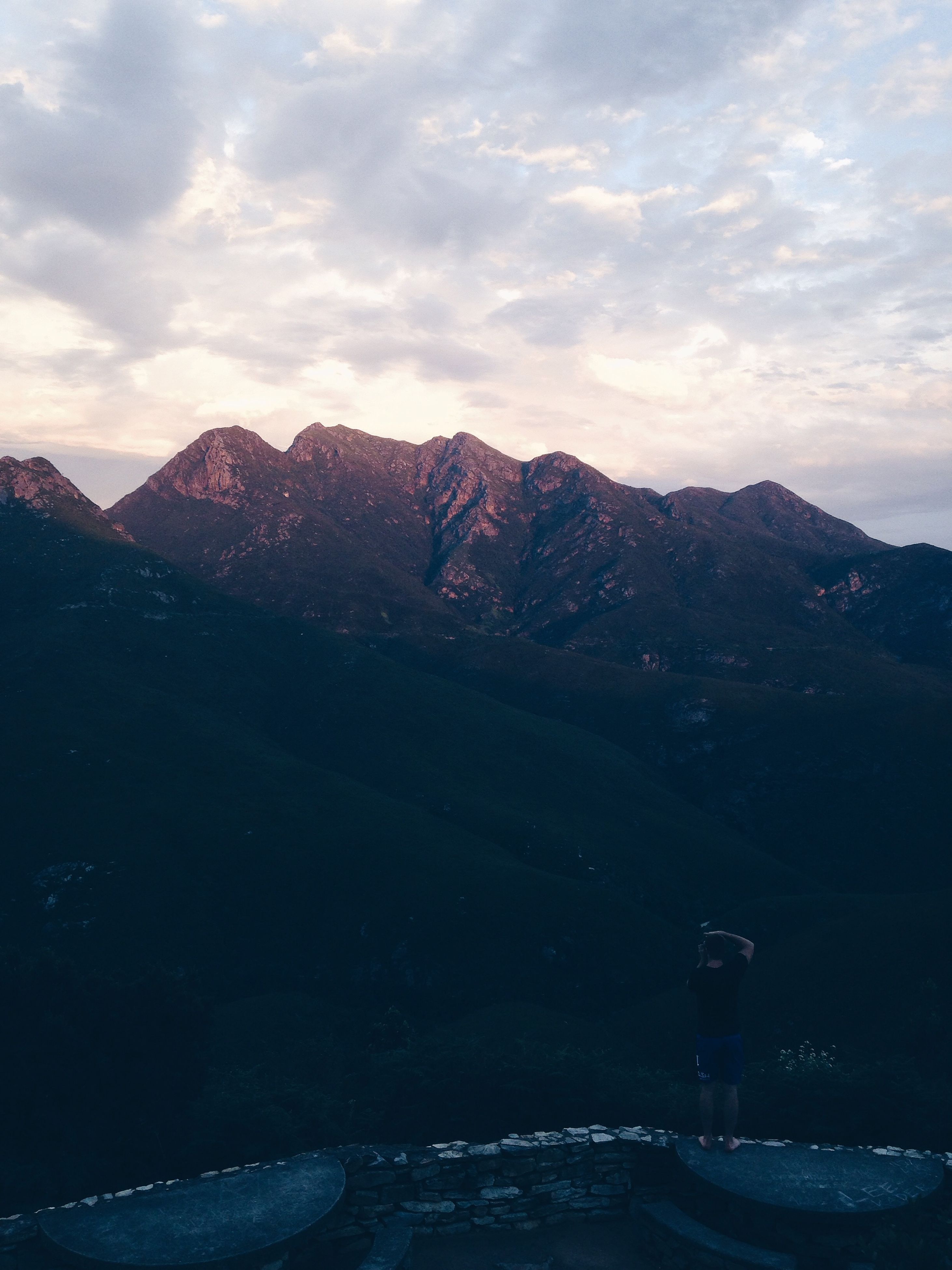 mountain, mountain range, sky, scenics, cloud - sky, tranquil scene, beauty in nature, landscape, tranquility, nature, snow, cloudy, winter, weather, cloud, snowcapped mountain, idyllic, non-urban scene, outdoors, cold temperature