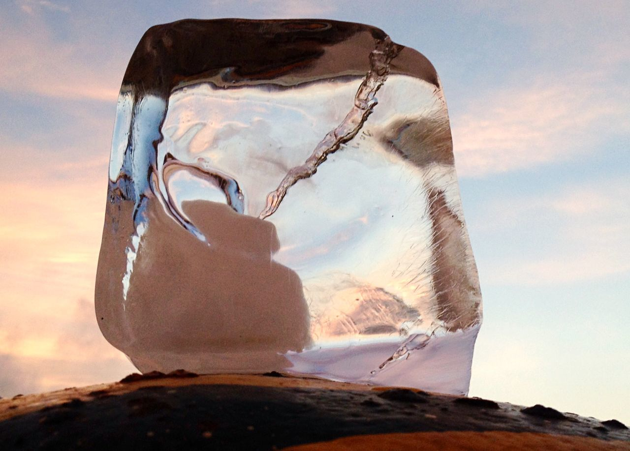 Getting Creative Model Clouds Lceman Silhouette Clouds And Sky Nature Sunset Textures And Surfaces Sunset Silhouettes Block of ice ❄️It looks in any way by the view👀🙈👱😯✨❄️✨