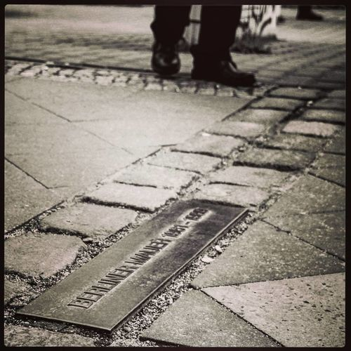 Discover Berlin City Street Berlin Museuminsel Berlin, Germany  Outdoors Low Section Day Human Body Part One Man Only One Person Adult Close-up People Only Men Berlin, Germany  No People City Sky Berlin Photography Cityscape Berlin Love Berlin Mauer MurodiBerlino Muro De Berlín Berlin