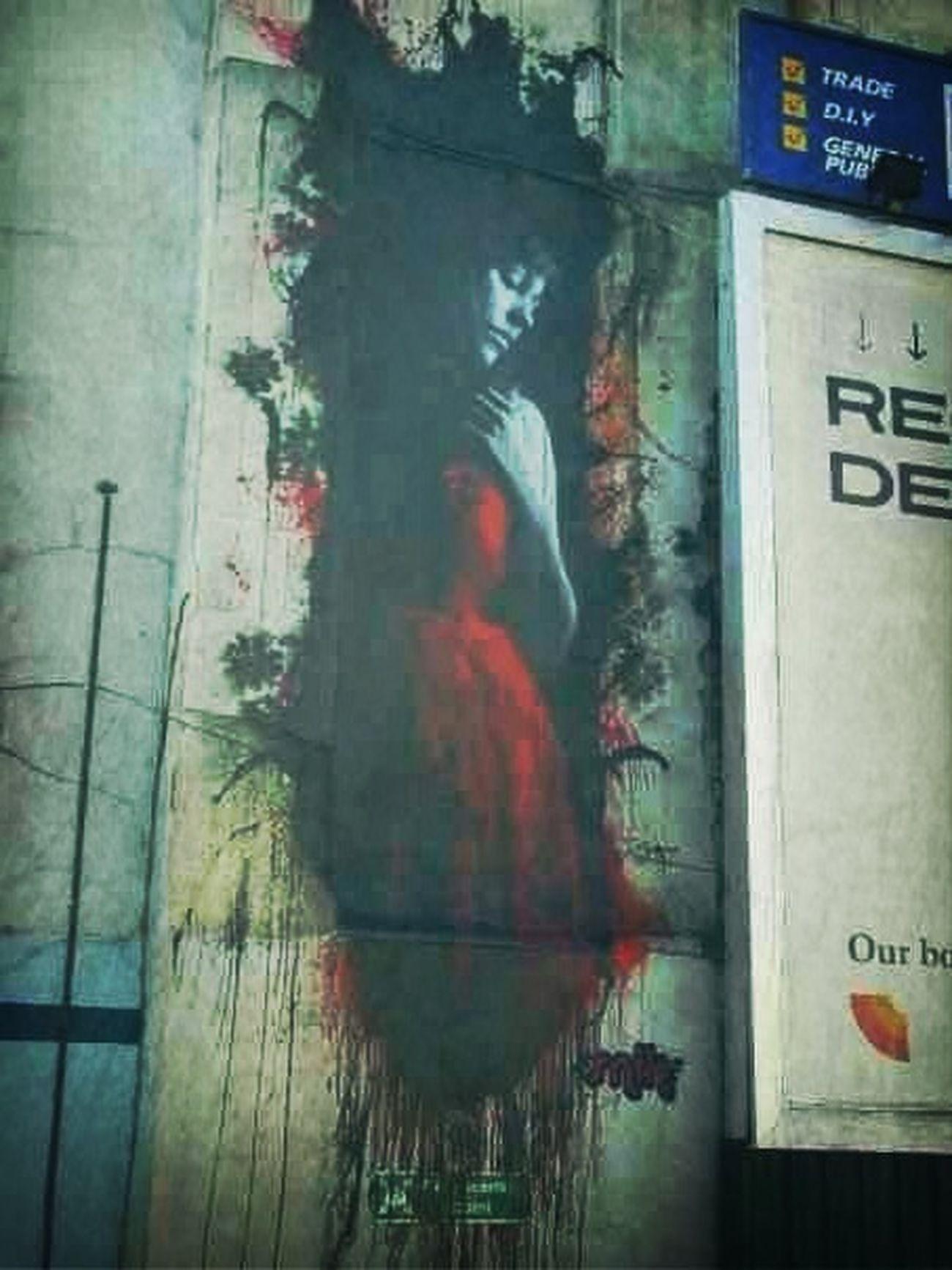 Graffiti Streetart Stencil Art