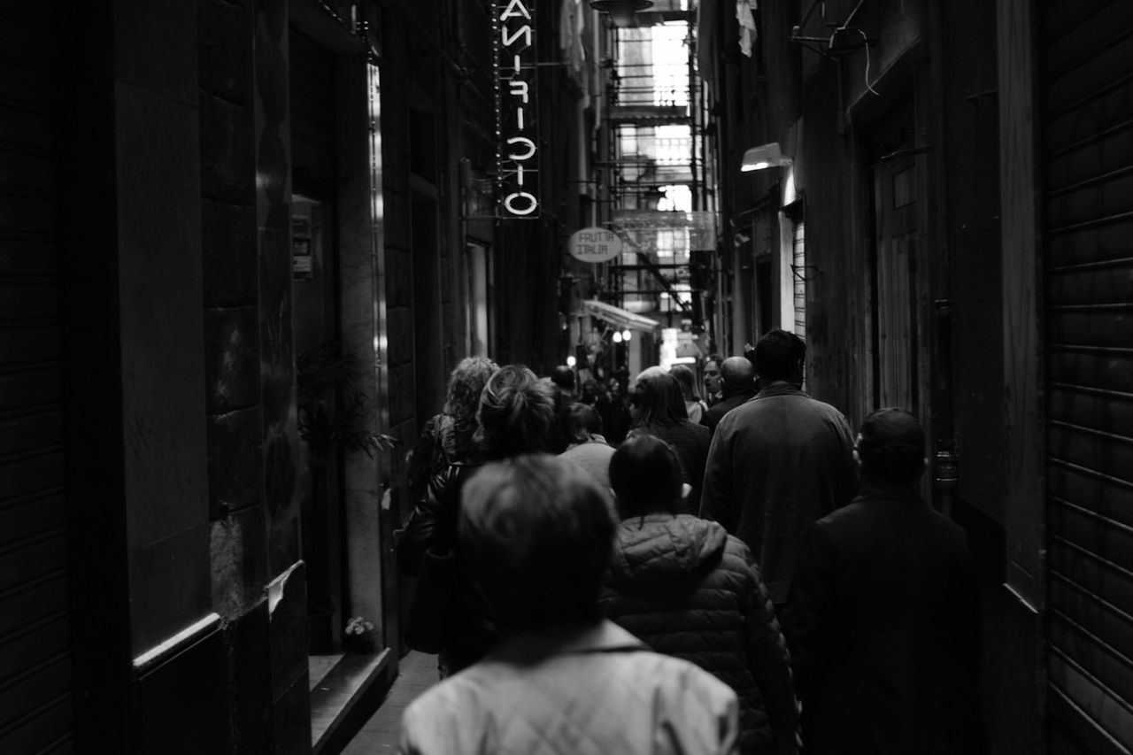Street Vibes Large Group Of People Real People City People Day First Eyeem Photo