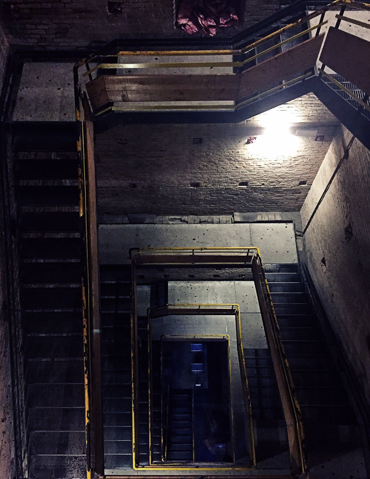 Architecture Built Structure No People Indoors  Illuminated Low Angle View Staircase Day Architecture Stairs Stair