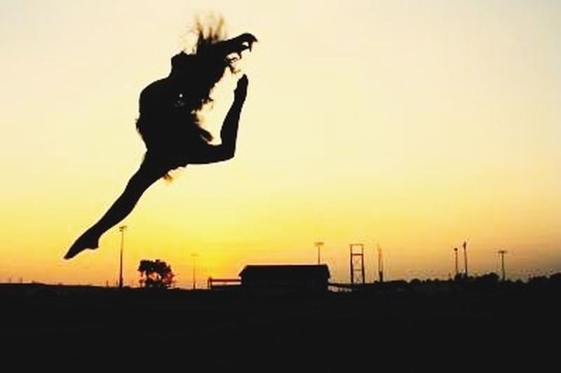 What Makes You Strong? Dance