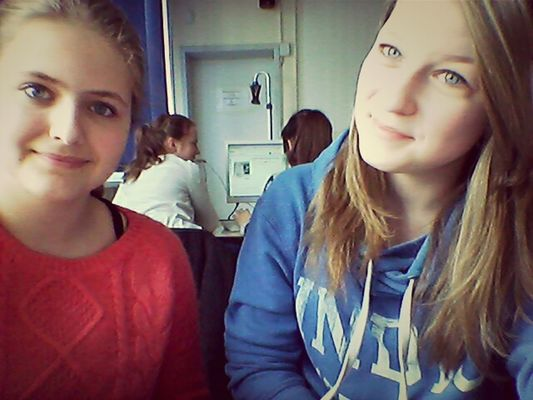 smile at Schule 8) by Melli