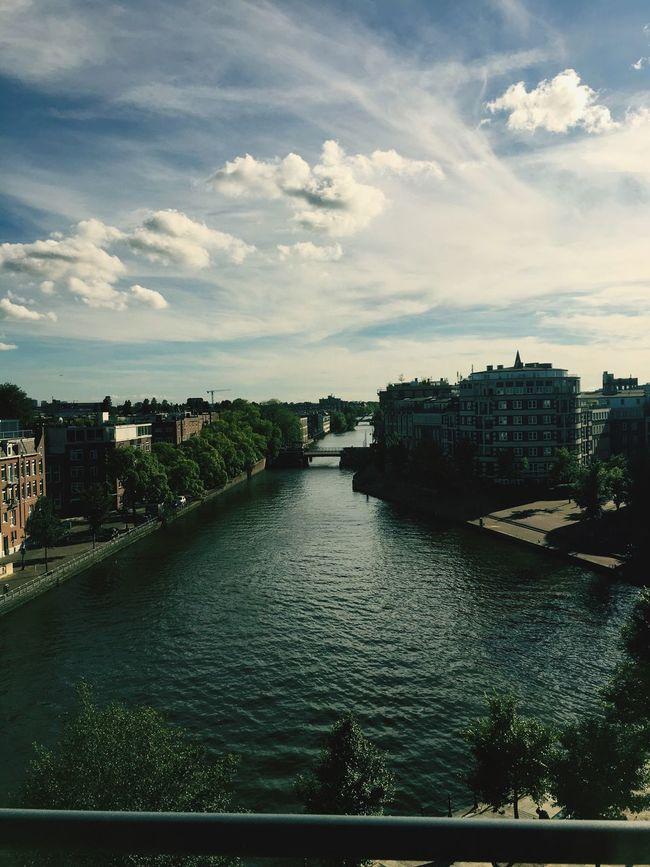 Amsterdam Amsterdamcity Gracht Jordaan West Blue Enjoying Life Relaxing Mooi