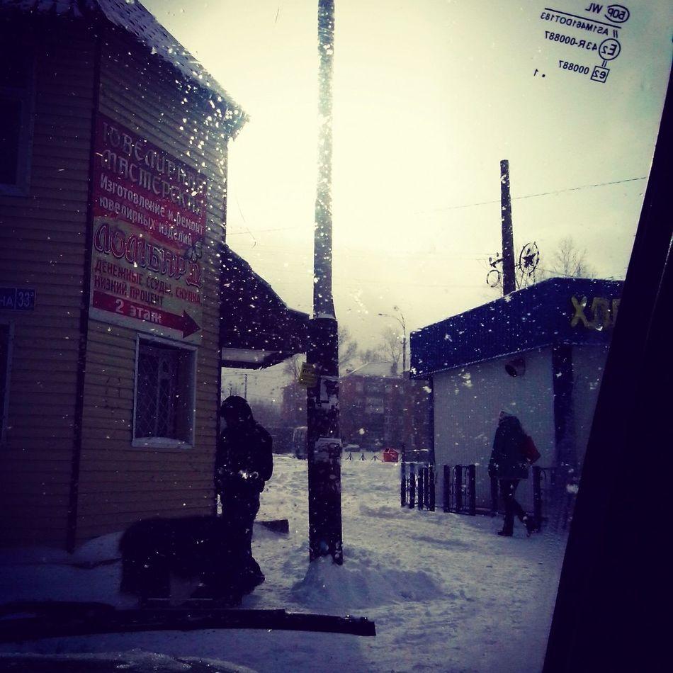 Snow First Eyeem Photo