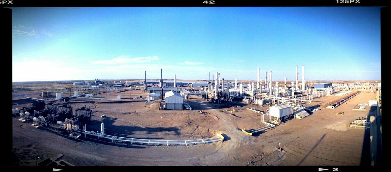 Snyder Gas Plant! Kinder Morgan Gas Plant Rat