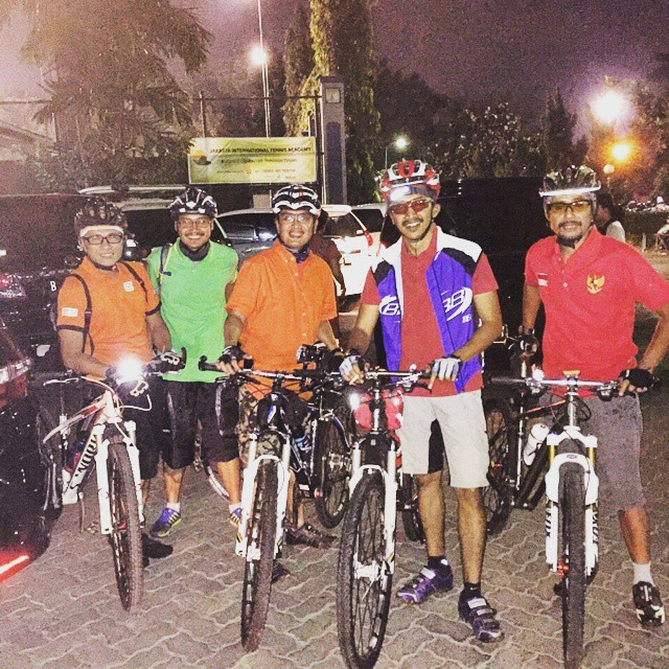 Start nite ride Sefo  Niteride 1436h
