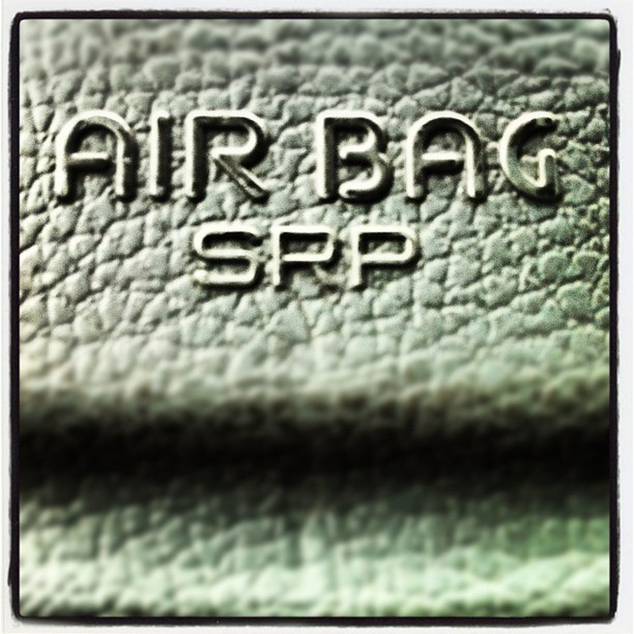 Air bag Nowhere Fromthestreets Iphonephoto Instaily parking car inutility
