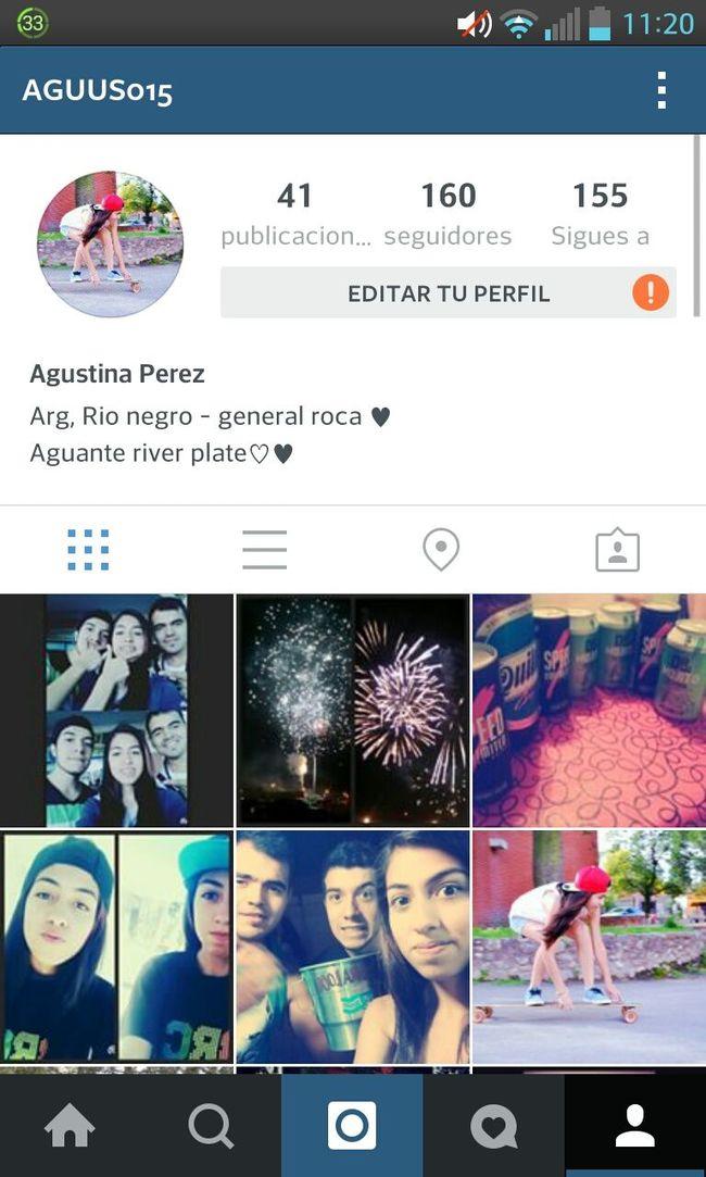 Instagram Seguime Y Te Sigo :3 Yeah!