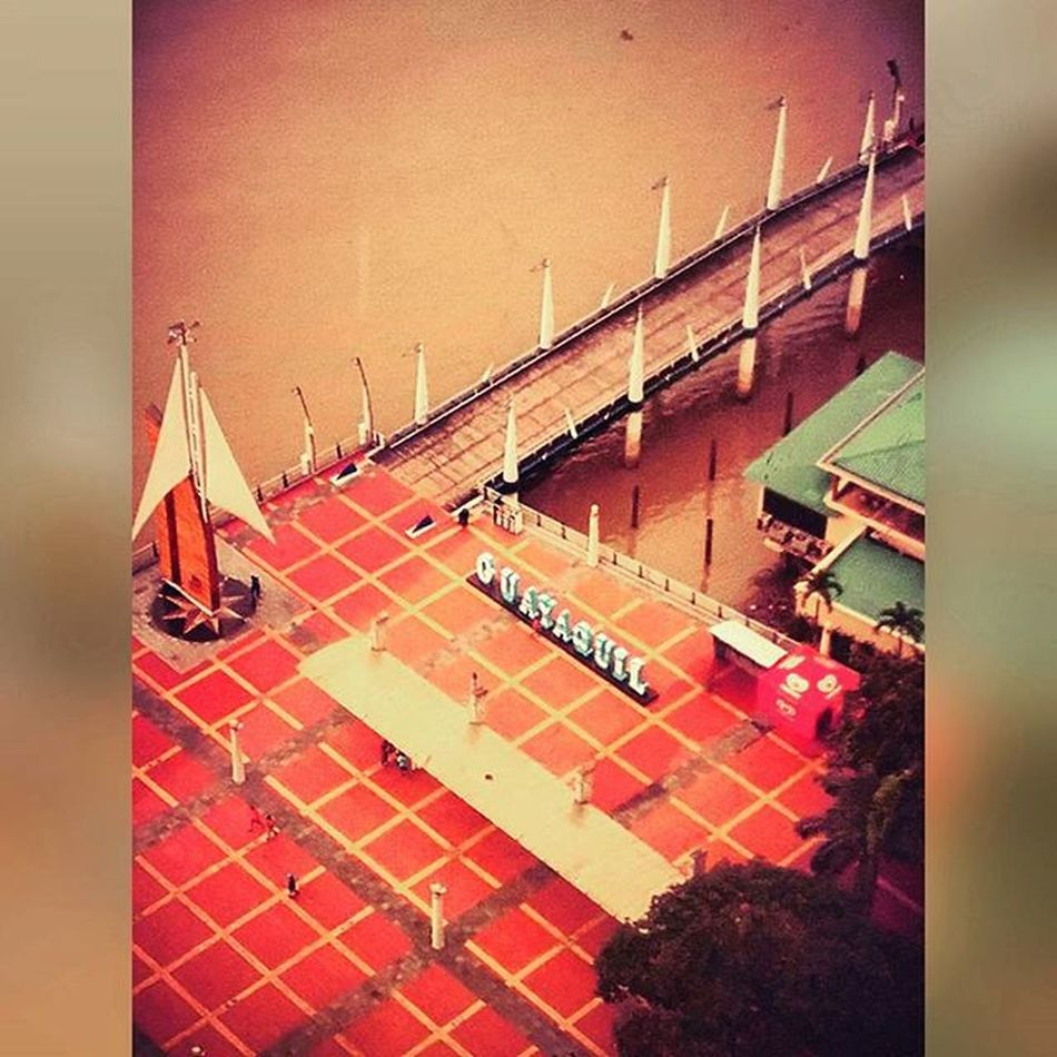Instasize Myview Morning Vivaguayaquil River Building Ofice Malecon Mytown