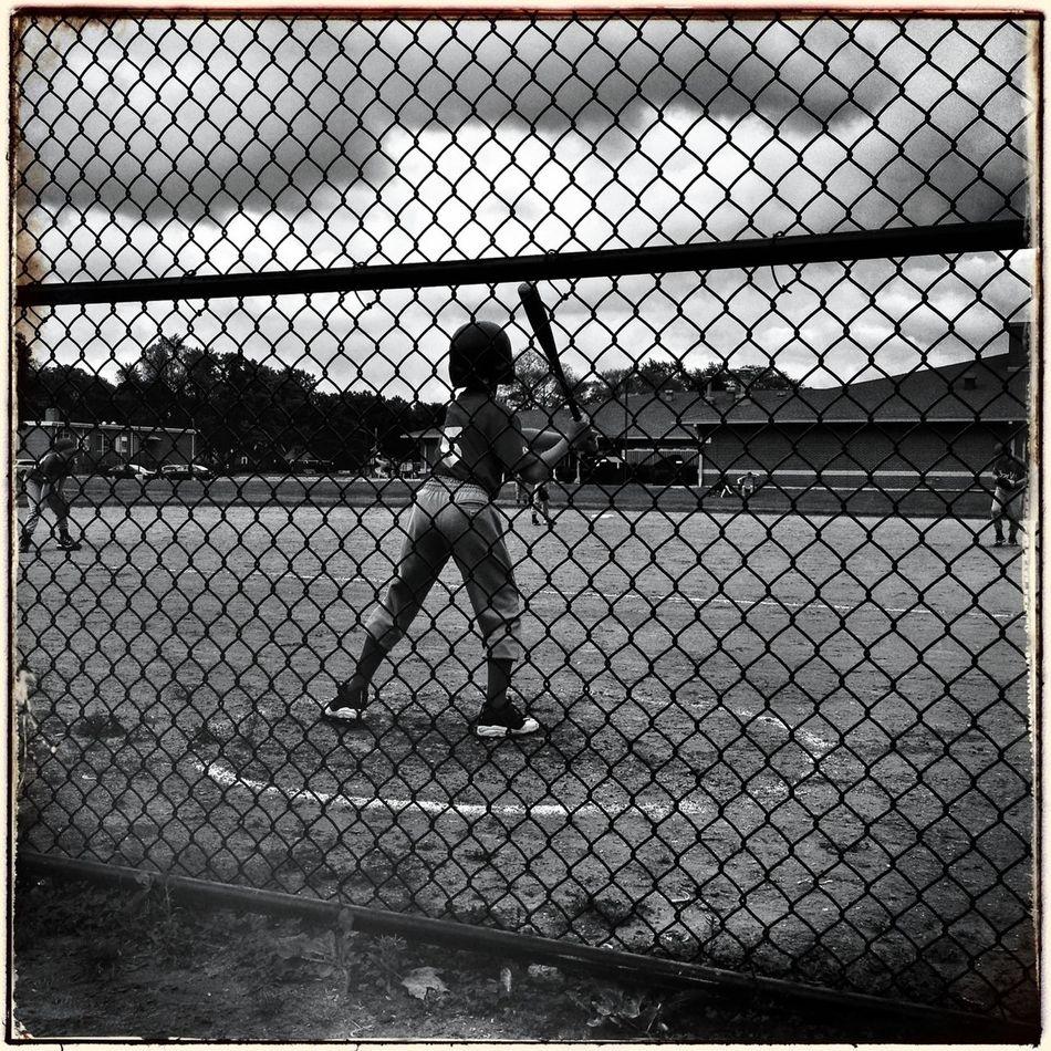 Little league baseball!