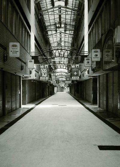 -shopping street?- Streetphotography Blackandwhite Black And White Simplicity Streetphoto_bw Eye4photography