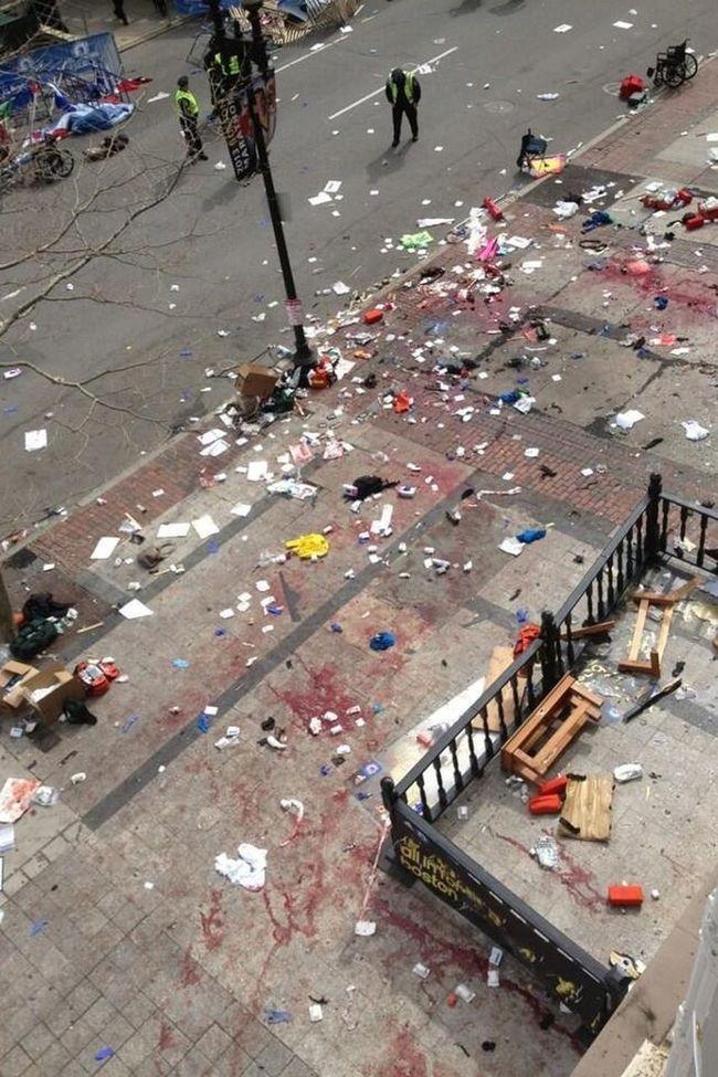 Pray For Boston :(