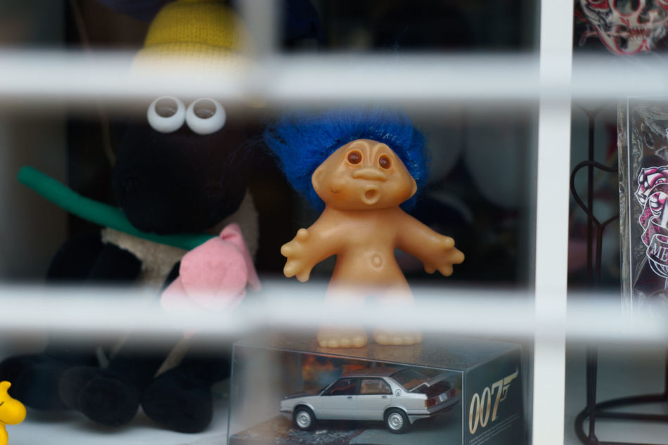Censored Blue Hair Childhood Close-up Figurine  Fun Funny Faces Funny Pics Human Representation Naked_art No People Toy Toycommunity Toyphotography Troll Undressed Vintage Focus Object Object Enjoy The New Normal Prison Prisoner Character Lieblingsteil