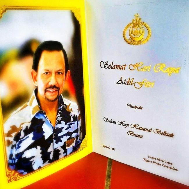 Hismajesty Brunei