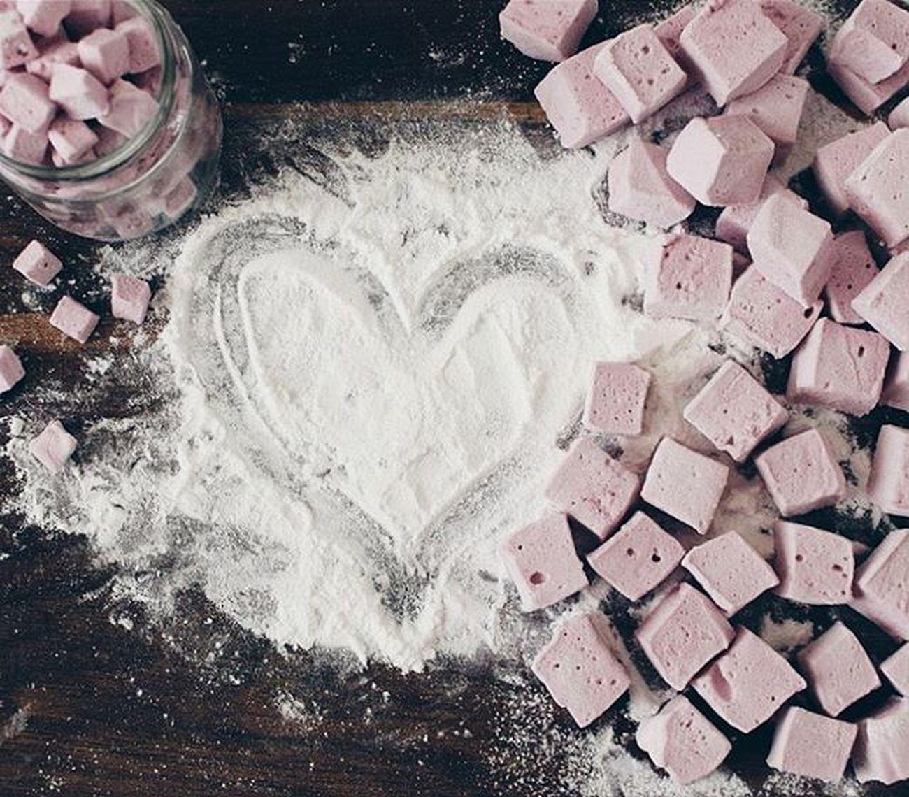 Marshmallow with blueberries✨♡ Marshmallow Blueberry Vscoternopil аля_приготувала Alia_vs_sweets Spring маршмелоу