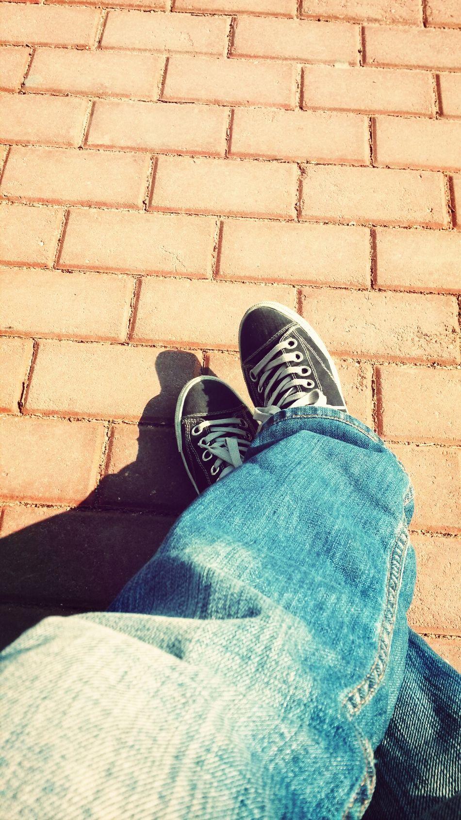 waiting Walking Around