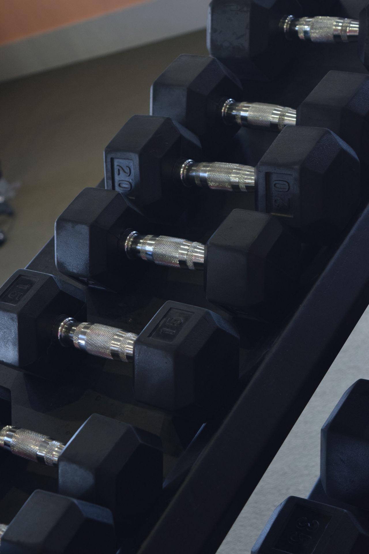 BlackRubber WorkoutEquipment Weights Factory