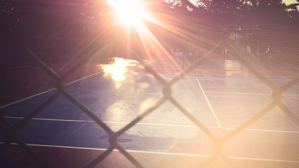 Light at tennis court Sunlight Sunbeam Lens Flare Sun Shadow No People Day Nature Outdoors Tennis Tennis 🎾 Tenniscourt Tennisball Tennis Ball Tennis Court Tennis Net Tennis Player Tennis Racket Tennislife Tennis Practice Tennistime Tennis Club Tennis <3 Tennis Courts Tennislover❤