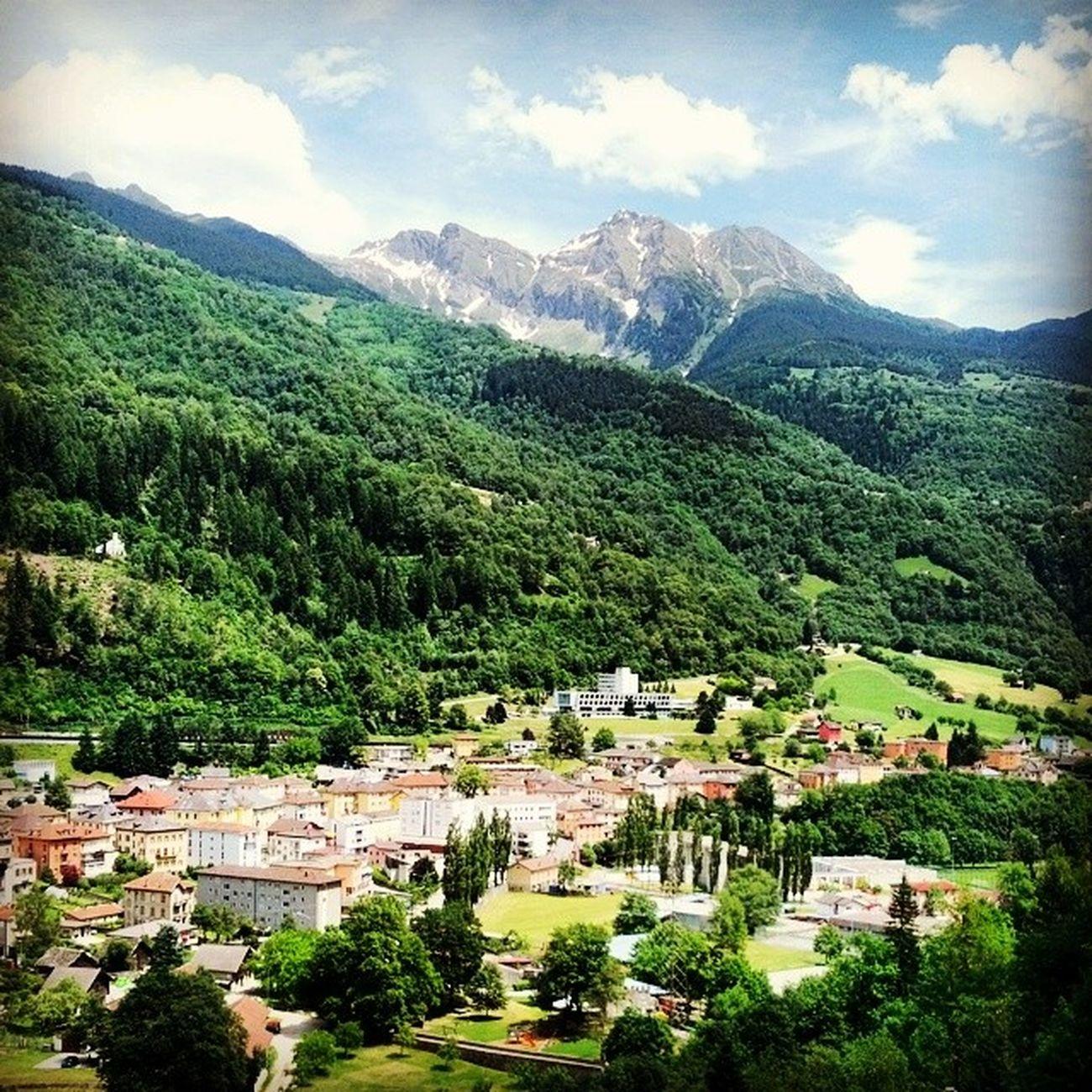 Faido Ticino Landscape Switzerland myswitzerland