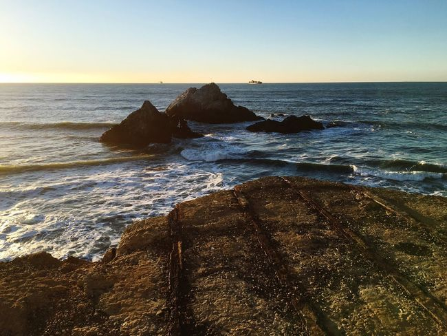 Seal Rocks from just behind The Cliff House. Taking Photos Seaside_collection Seascape Sea_collection Cliff House Cliff View