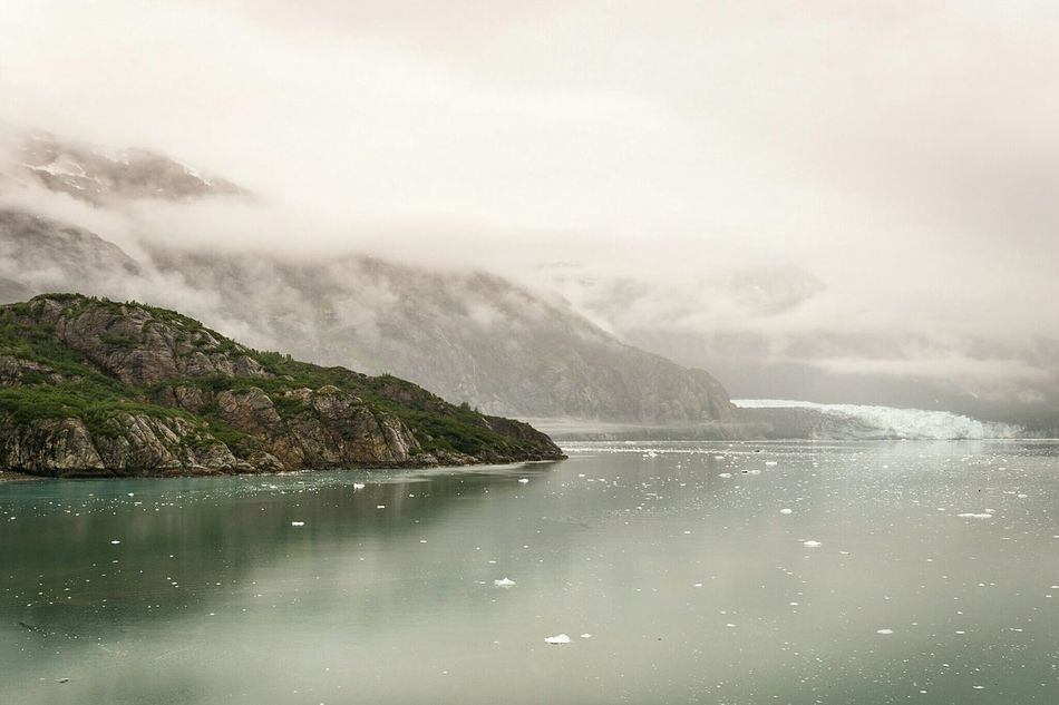 Beautiful stock photos of alaska, Horizontal Image, Olive, Pastel, beauty in nature