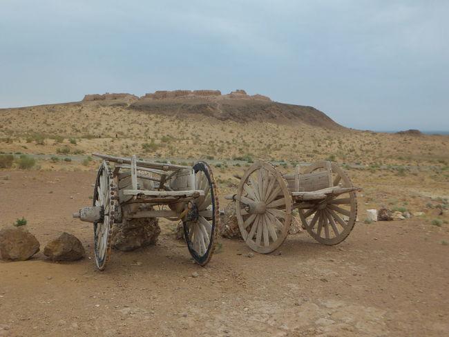 Uzbekistan Desert Silk Road