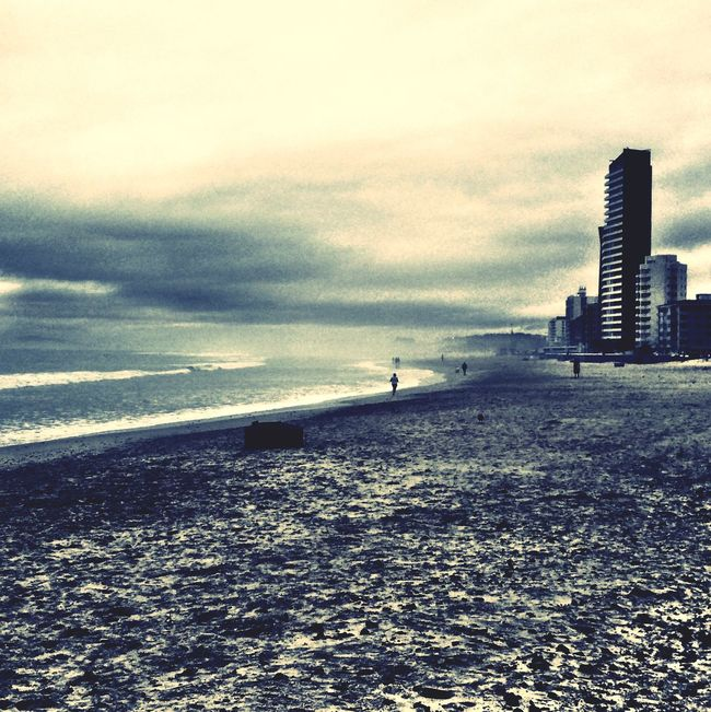 Beach Isolation Misty Morning A Day In My Life Check This Out Landscape Landscape_Collection Landscapes Urban Landscape