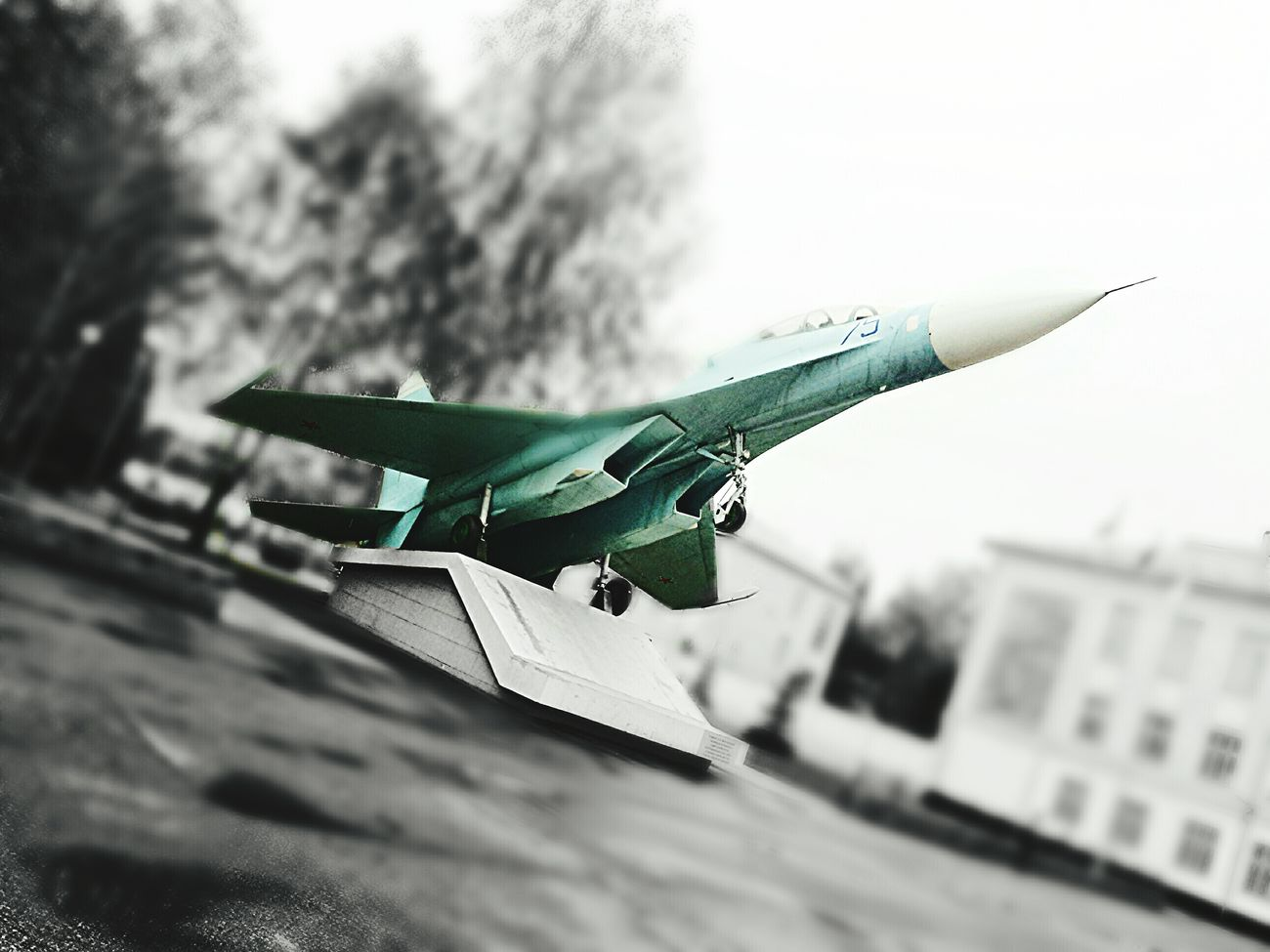 Russian Jet Fighter