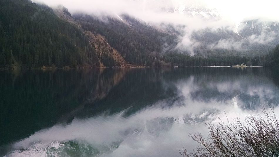 Beautiful stock photos of lake, Anterselva, Beauty In Nature, Cloud - Sky, Day