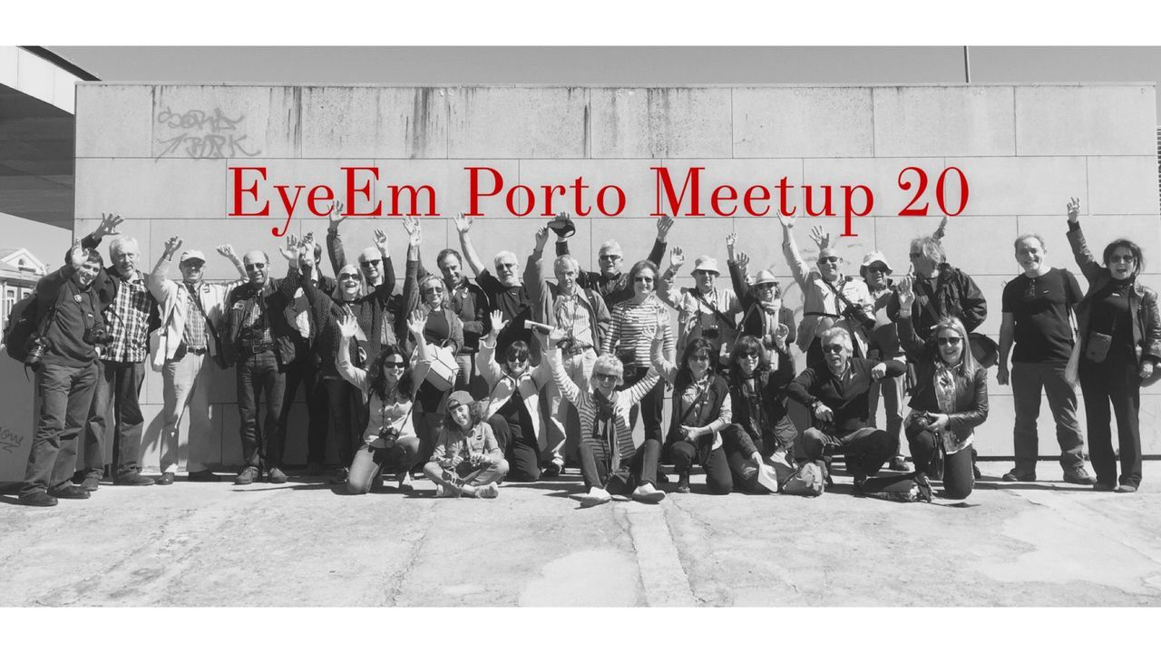 Eyeem Porto Meetup 20 saturday, 30 april, we organized the 20th eyeem meetup in Porto. EyeEm Gallery EyeEm Ambassador AMPt_community EyeEm Best Shots - People + Portrait Shootermag_portugal Hello World The EyeEm Facebook Cover Challenge Cheese! Hanging Out Taking Photos Enjoying Life Relaxing