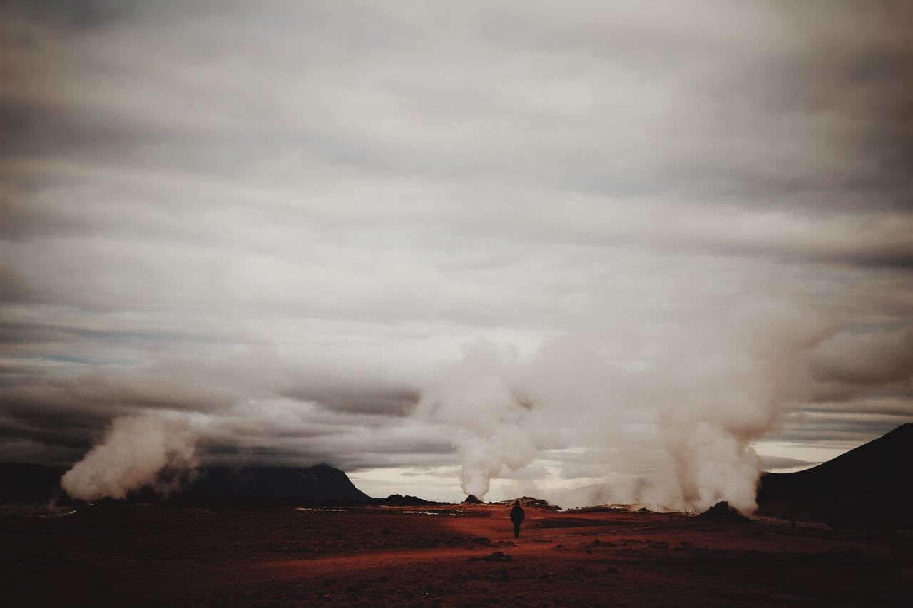 Beautiful stock photos of iceland, Beauty In Nature, Cloud - Sky, Cloudy, Day