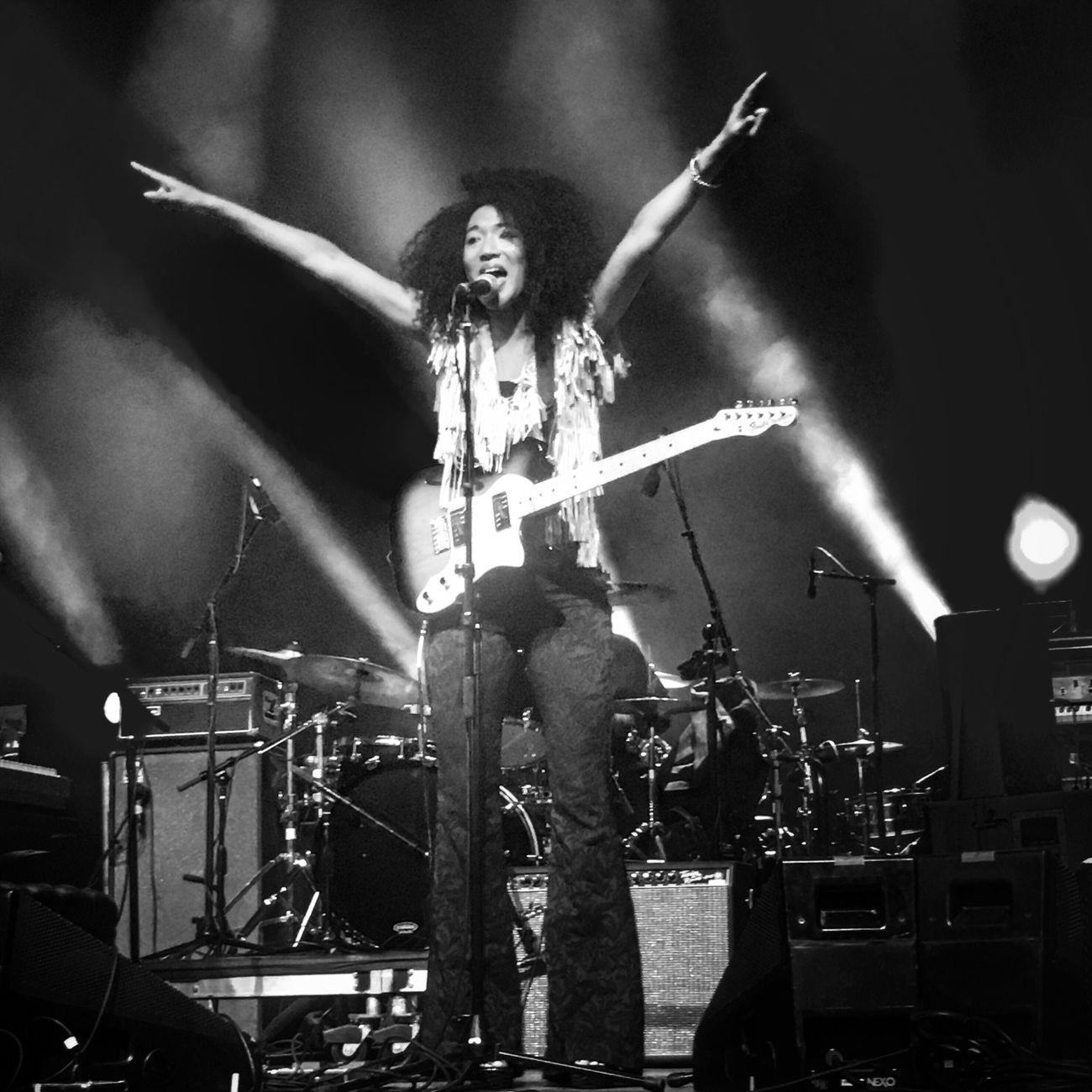 Judith Hill @ Riot Fest Denver 2k16