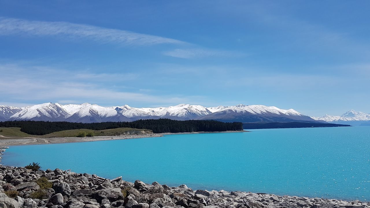 One of our unplanned drive stops that turned out to be one of the best views.