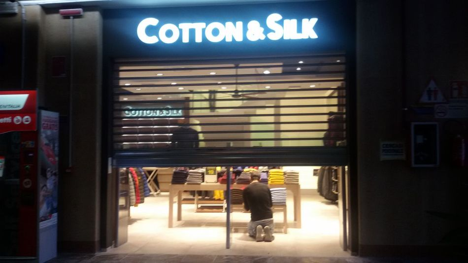 Cotton Silk Verona Porta Nuova