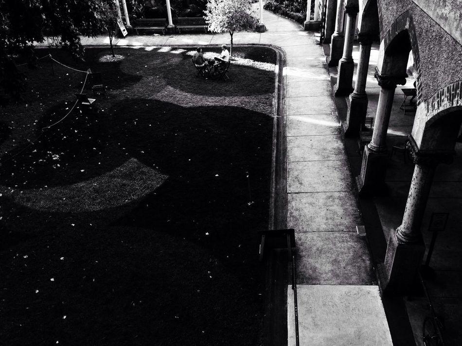The conversation. Monochrome Black And White Simplicity The Minimals (less Edit Juxt Photography)