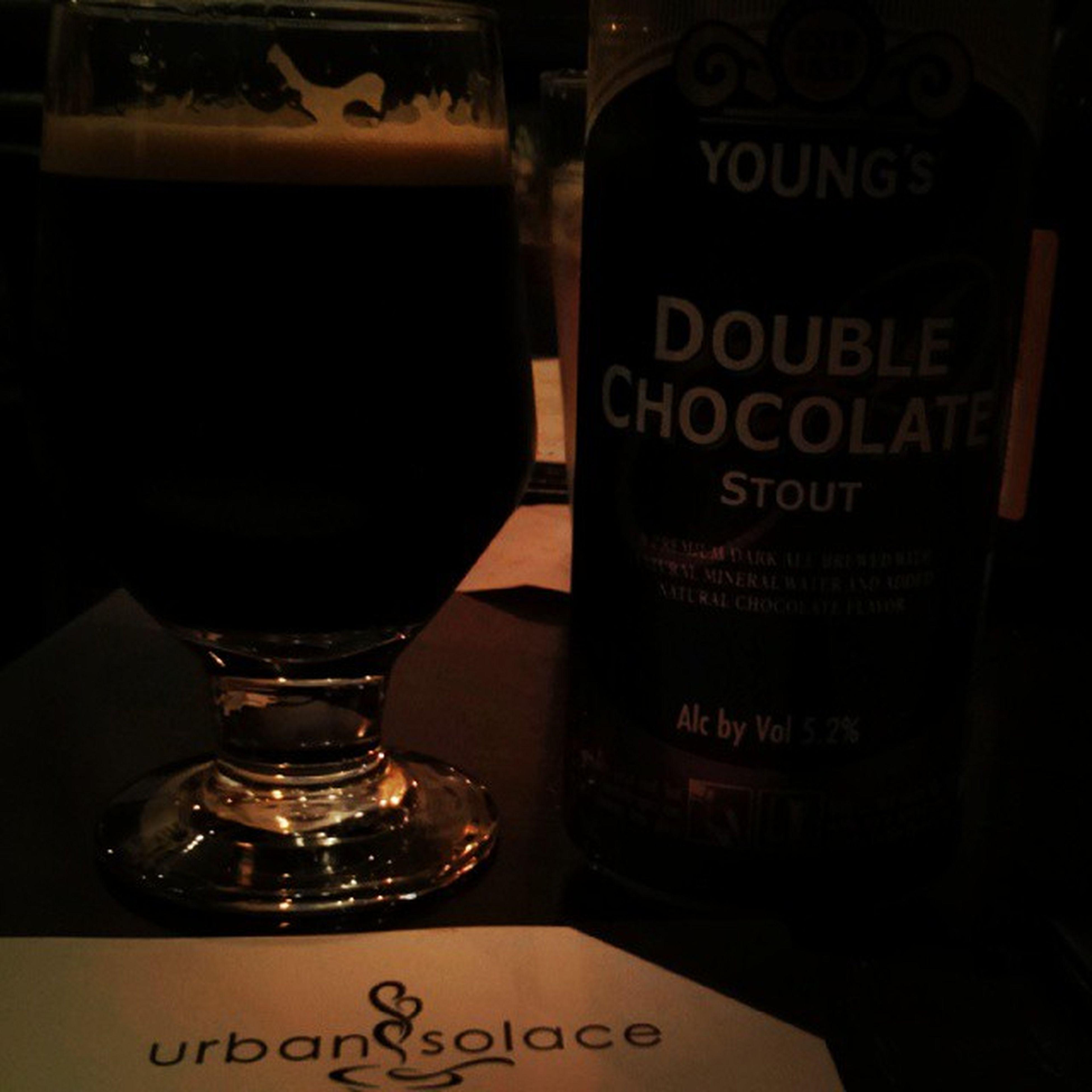 Keepin' it classy. Urbansolace Eating Restaurant Offwork beer chocolatestout sandiego california northpark