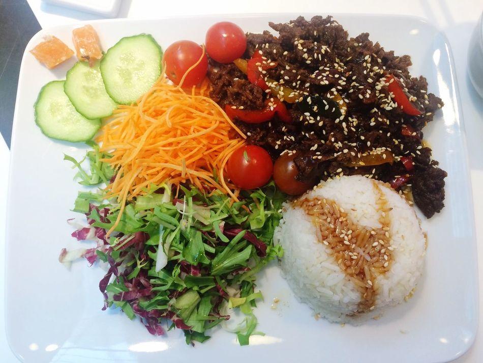 Yakiniku Dinner Favorite Eating Food Korean Food Relaxing Yummy Enjoying Life Korea