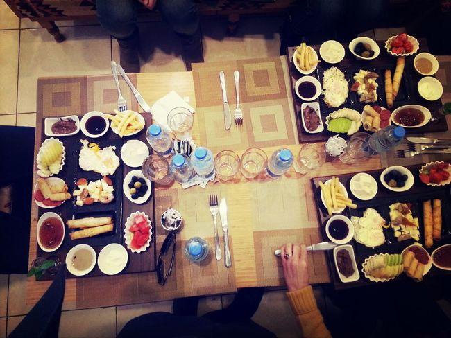 nice dinner sweet food