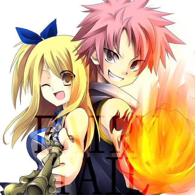FairyTail Nalu Fairy Tail Fairytailnalu Natsu Dragneel Lucy Heartifilla Grayfullbuster Erza Scarlet