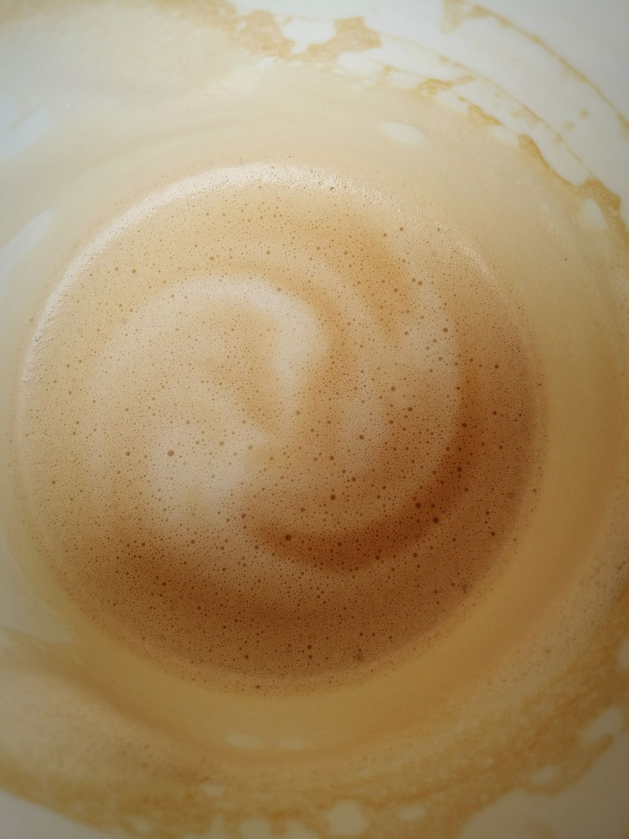 Coffee Frothy Swirly Drinking Coffee Drink