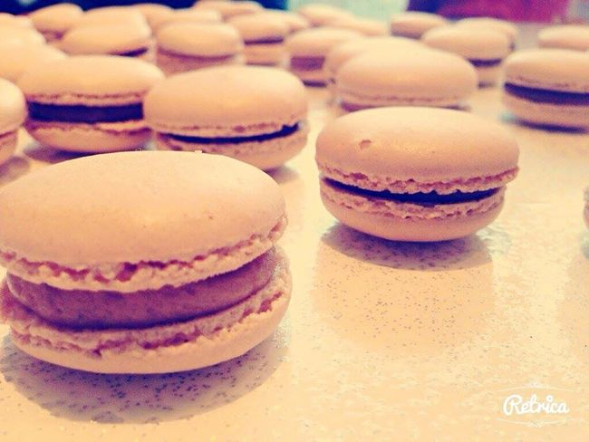 Homemade Macarons Patisserie Passion