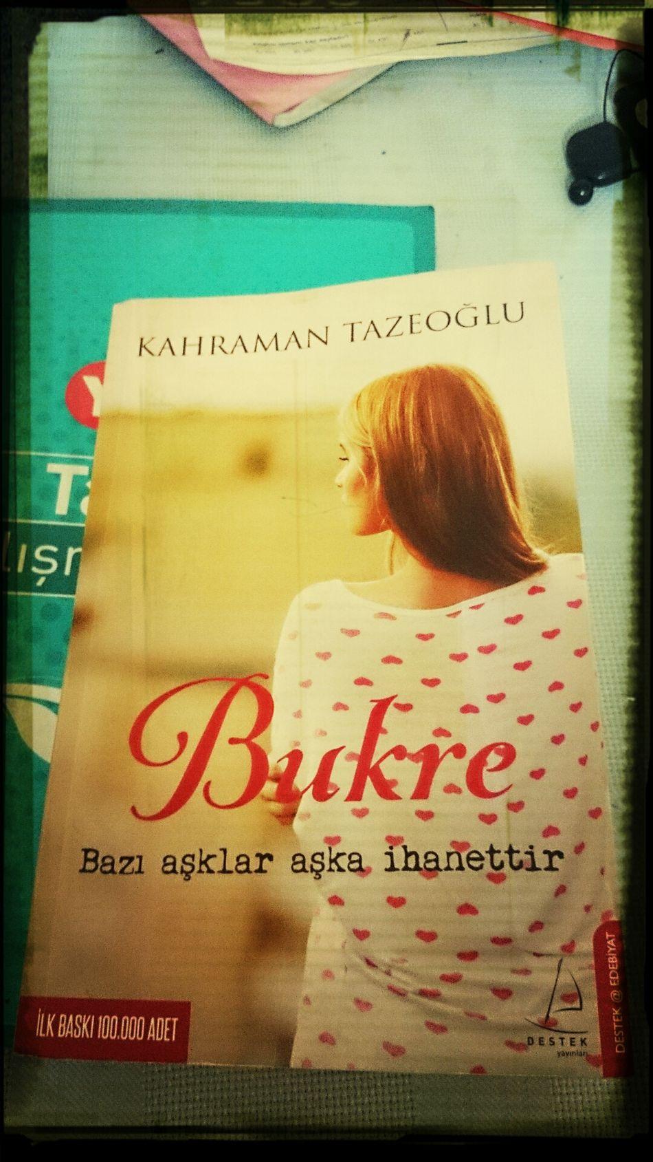 Kahraman Tazeoglu Bukre