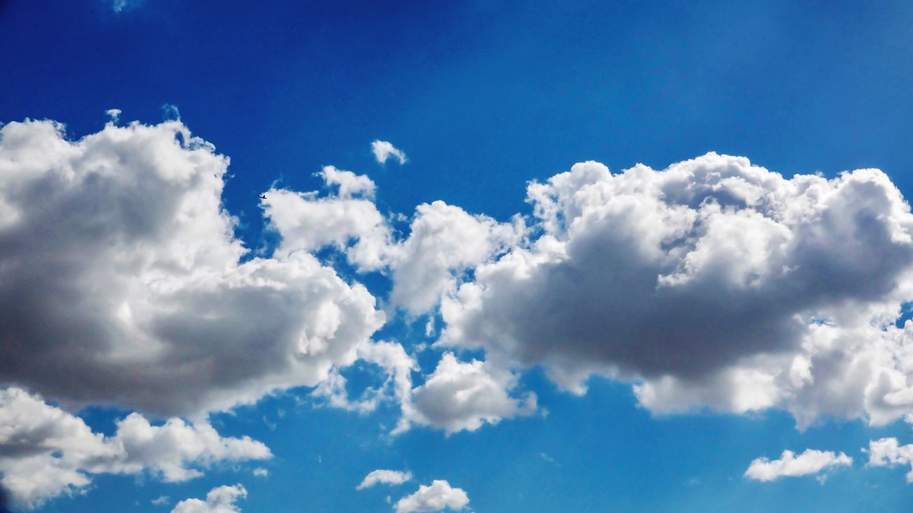 After a heavy Rain series: Clouds-Pic-13 Sky Cloud - Sky Blue Low Angle View Nature Cloudscape Tranquility Fluffy Cumulus Cloud Cumulus Day No People Beauty In Nature Backgrounds Scenics Outdoors Sky Only