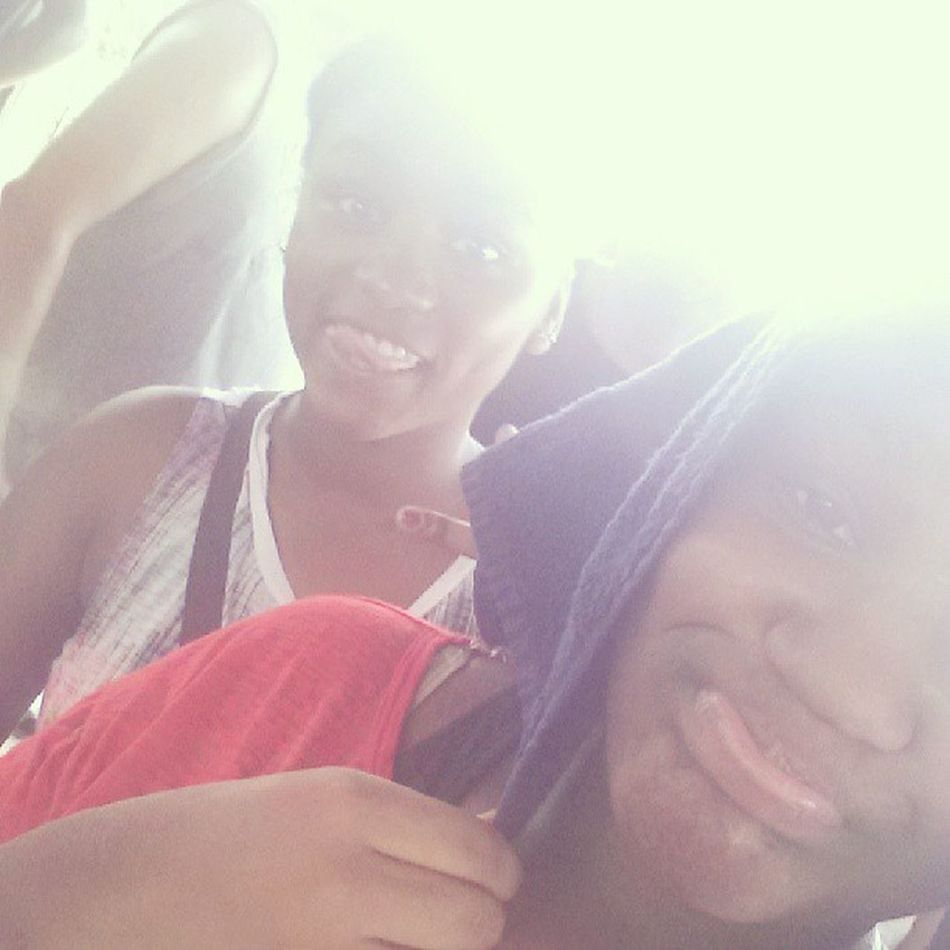 At Six Flags TurnUpp Titian Bestfrewend