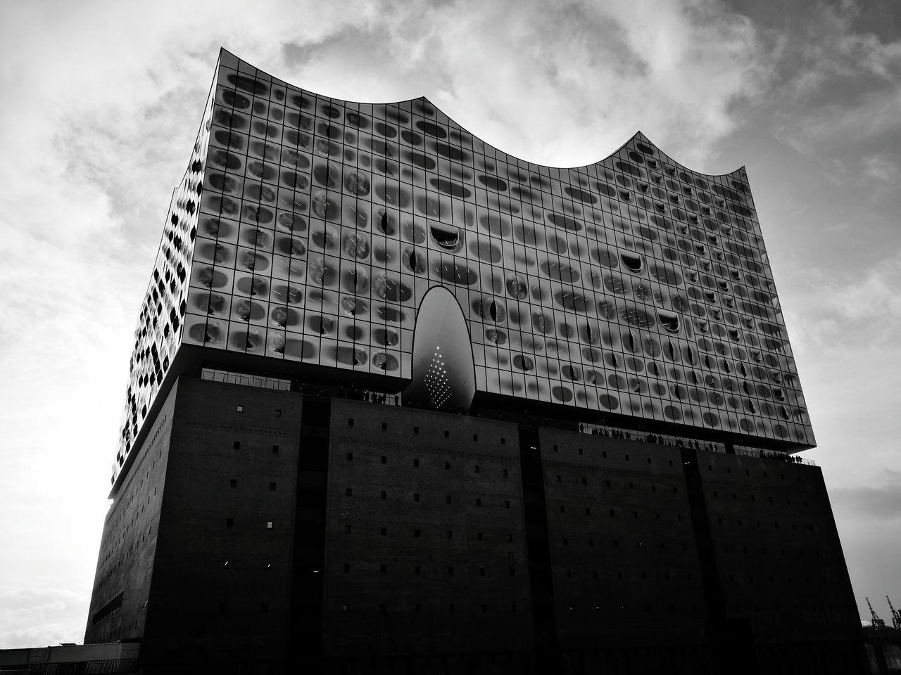 Elbphilharmonie City Travel Destinations Hamburg Harbour Hamburg Hafencity Architecture Blackandwhite Loveit Impressive Locations