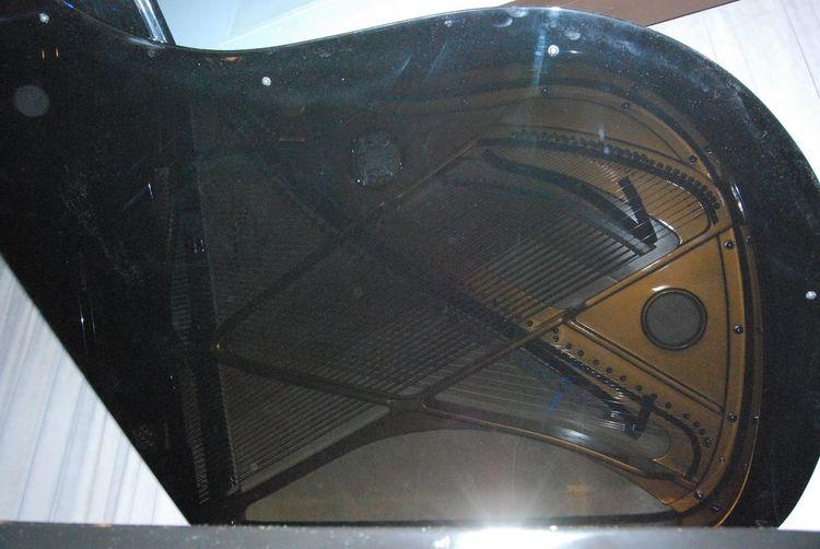 DSLR Piano Nikon D40x Hendersonville,NC Reflection The Purist (no Edit, No Filter)
