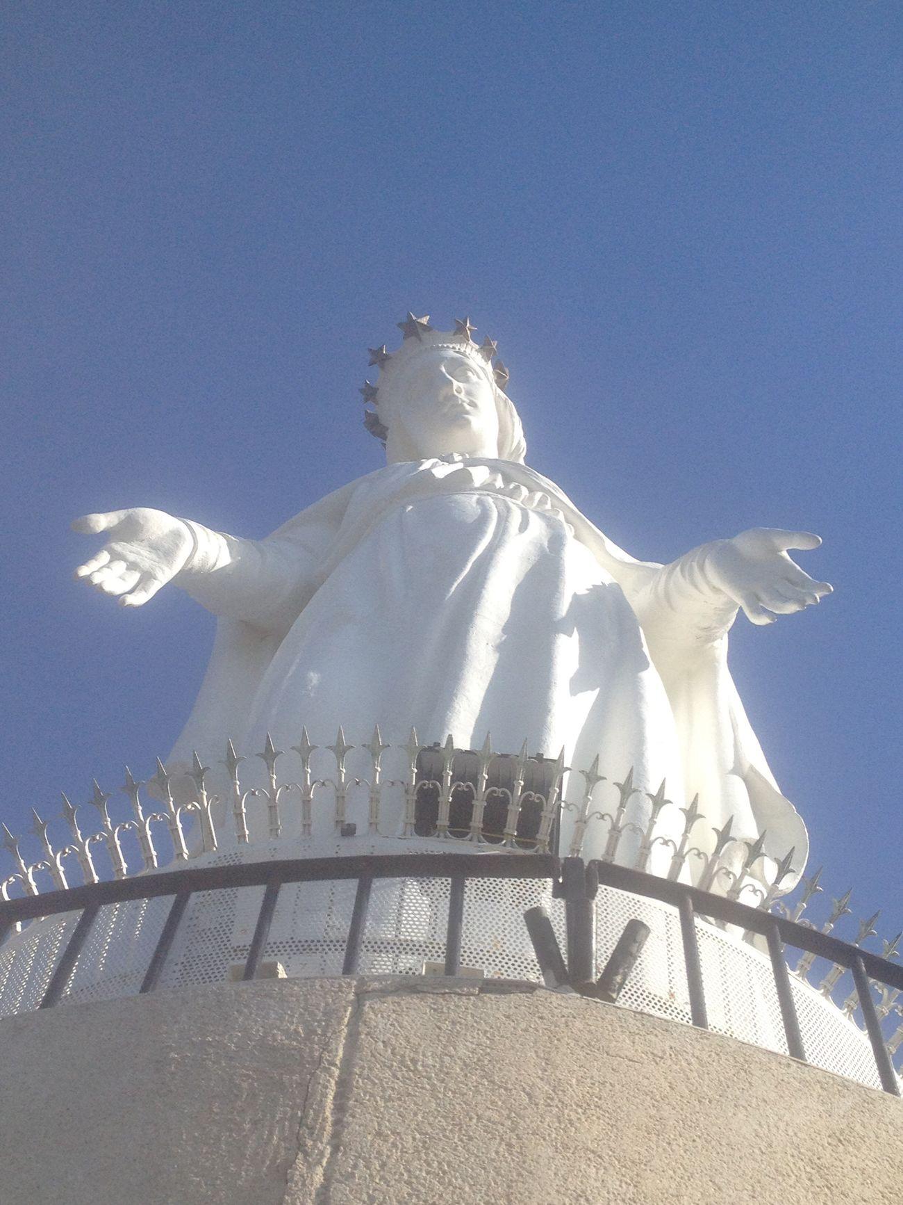 Ourladyoflebanon MyLebanon Worshipping Worshiping God Worship Low Angle View No People Day Sky EyeEmNewHere